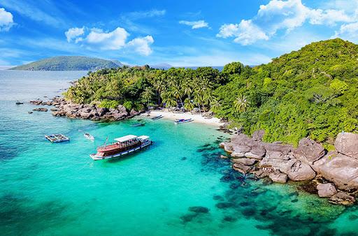 Vé máy bay giá rẻ Côn Đảo
