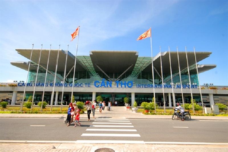 Hình ảnh cảng hàng không quốc tế Cần Thơ