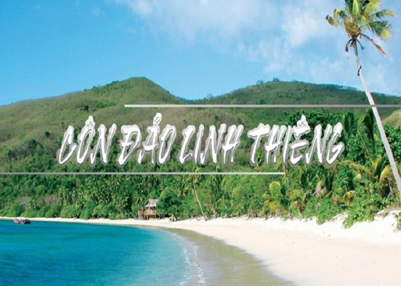 Bãi biển tại Côn Đảo trong xanh cùng hệ sinh thái hoang sơ