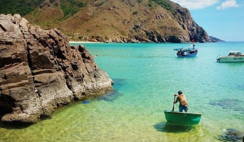 Hình ảnh vẻ đẹp thiên nhiên biển đảo hoang sơ tại Quy Nhơn