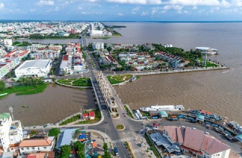 Thành phố Rạch Giá nằm sát biển với vẻ đẹp tự nhiên và cảnh quan thu hút khách du lịch