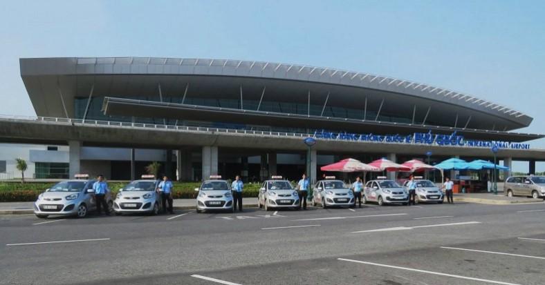 Sân bay Phú Quốc với nhiều dịch vụ vận chuyển hành khách