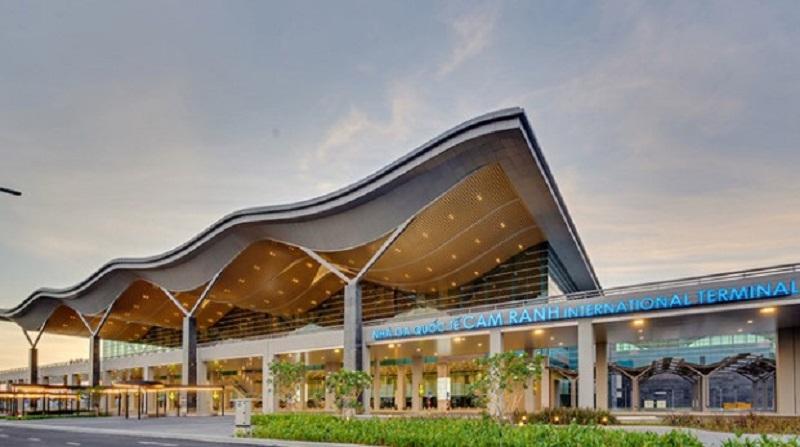 Hình ảnh sân bay Cam Ranh tại Khánh Hòa