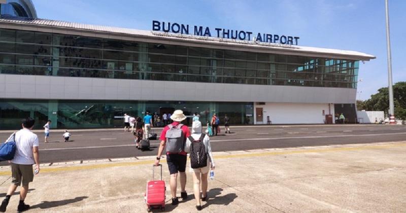 Cảng hàng không quốc tế Buôn Ma Thuột với đầy đủ tiện nghi, hiện đại