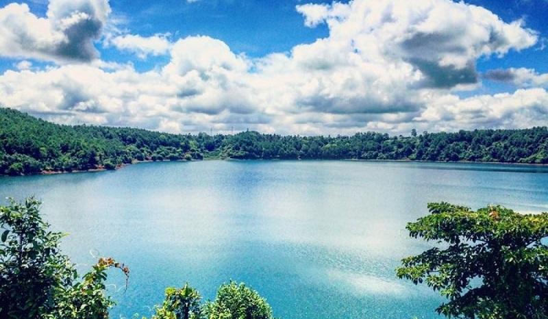 Khung cảnh đẹp như tranh vẽ của Biển Hồ - Pleiku