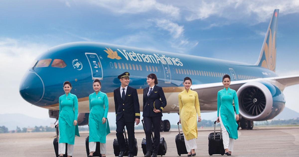Vé Vietnam Airlines giá rẻ