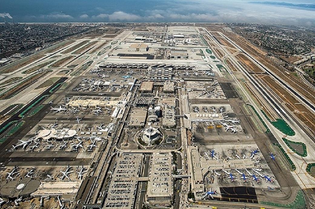 Mỹ là quốc gia có có nhiều sân bay nhất trên thế giới