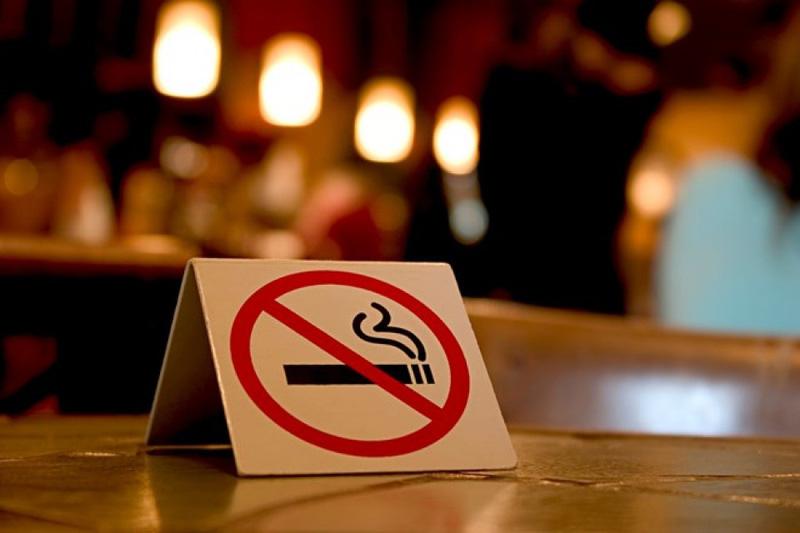 Hạn chế hút thuốc tại Mỹ
