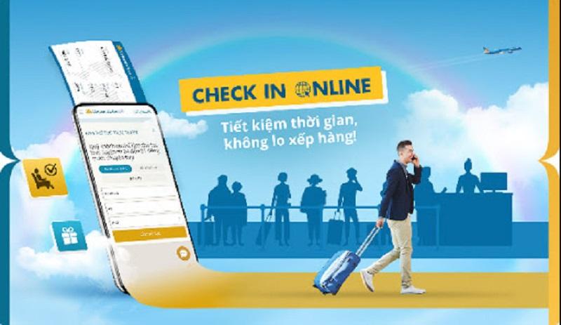 Check in online hay còn gọi là làm thủ tục lên máy bay trực tuyến