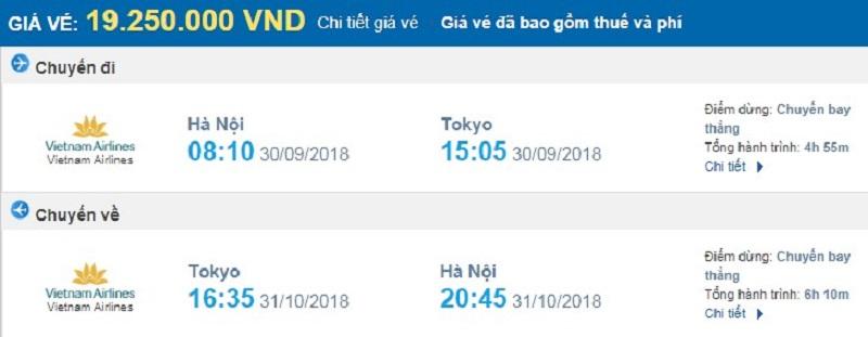 Khi đã chắc chắn ngày đi và về thì hành khách nên đặt vé khứ hồi để tiết kiệm thời gian và chi phí