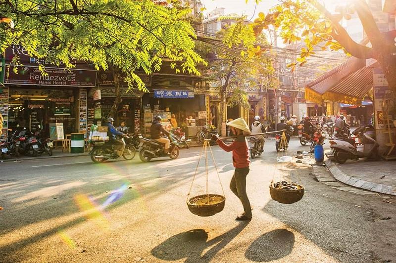 """Cảnh đẹp mùa thu là """"đặc sản"""" du lịch khi đến Hà Nội"""