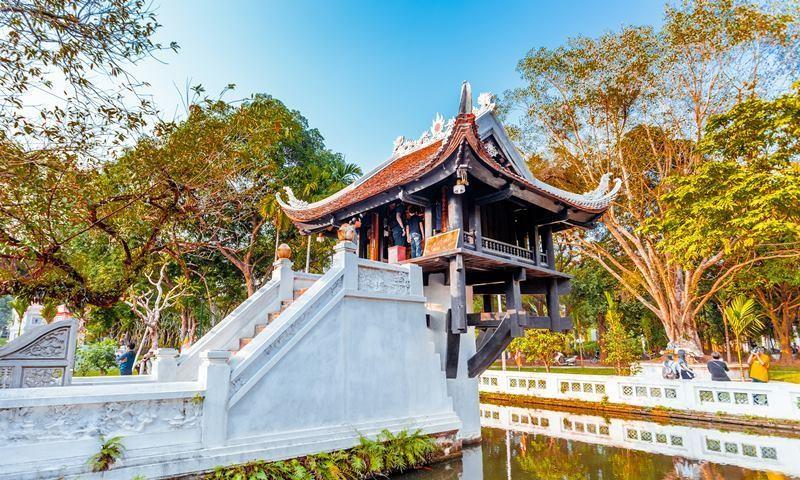 Chùa Một Cột - Biểu tượng ngàn năm văn hóa của Hà Nội