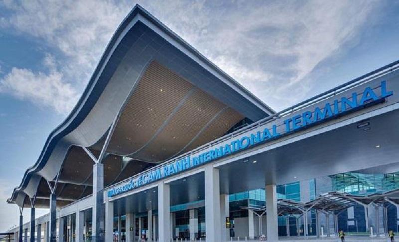 Sân bay quốc tế Cam Ranh, điểm đến của du khách khi đến Nha Trang bằng máy bay
